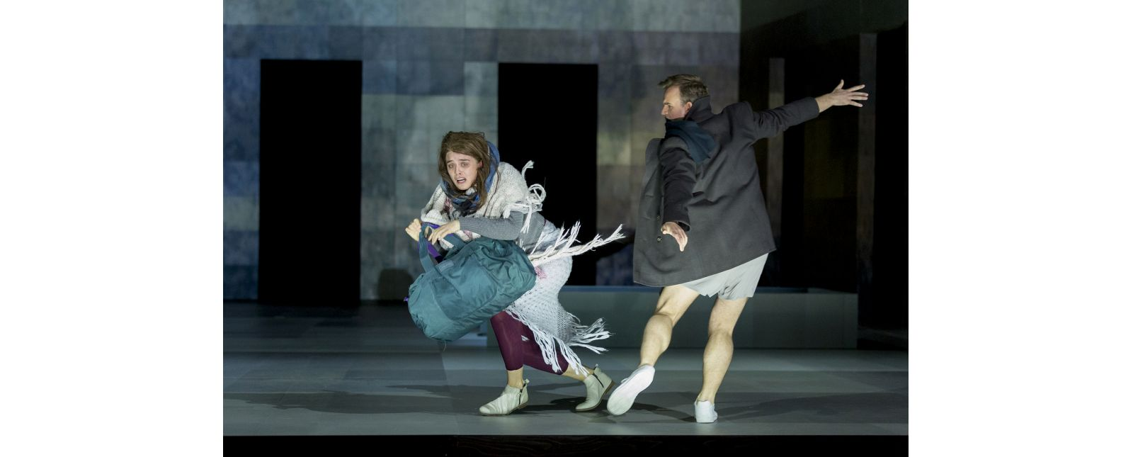 La Bohème // Solen Mainguené // Michael Borth // 2018 // Rainer Muranyi