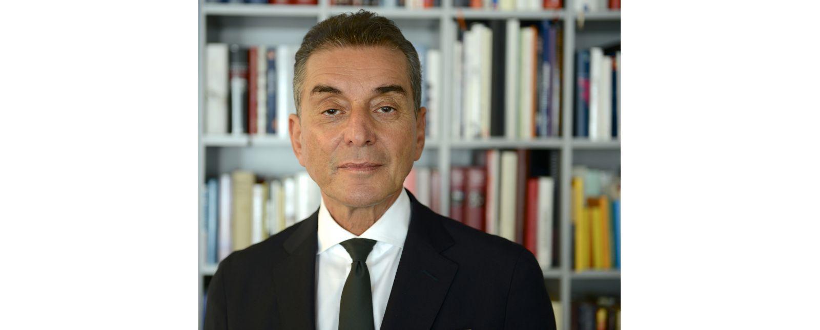 Michel Friedmann //  Nicci Kuhn