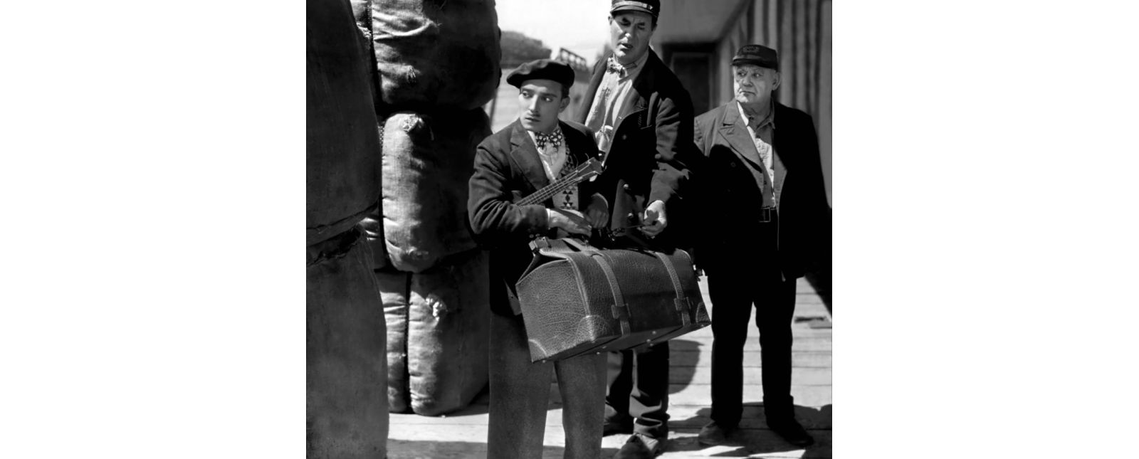 Steamboat Bill, Jr. //  Foto: Lobster Films