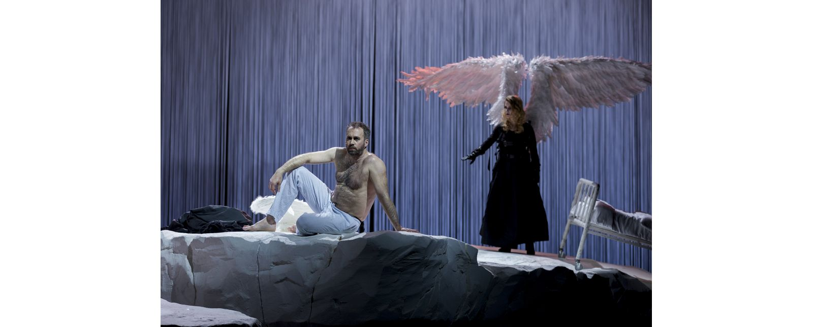 Angels in America // Robin Adams, Angela Falkenhan // Rainer Muranyi // 2018