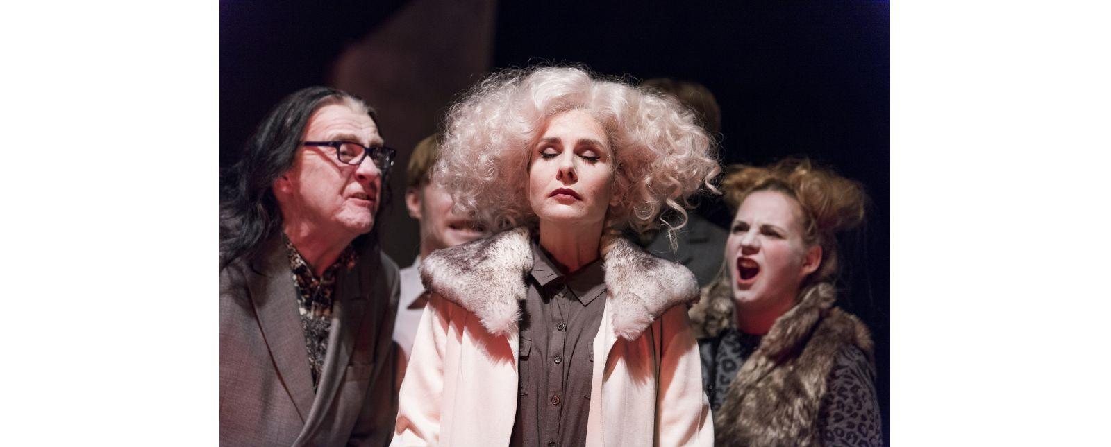 Der Tempelherr // Hartmut Stanke / Angela Falkenhan / Marieke Kregel // 2019 // Marc Doradzillo