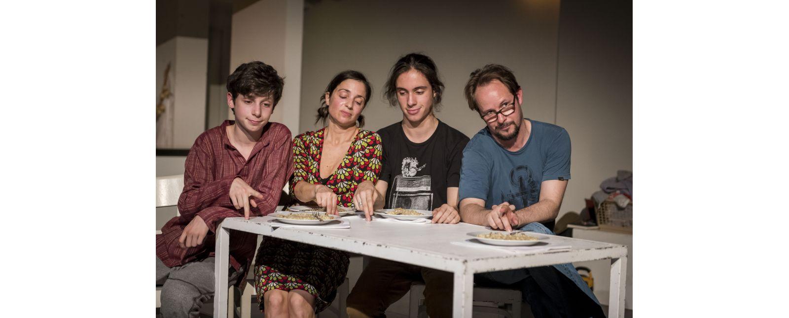 Family Affairs // Simão Pires-Smith, Maria Pires, Vasco Pires-Smith & Graham Smith // Marc Doradzillo // 2018