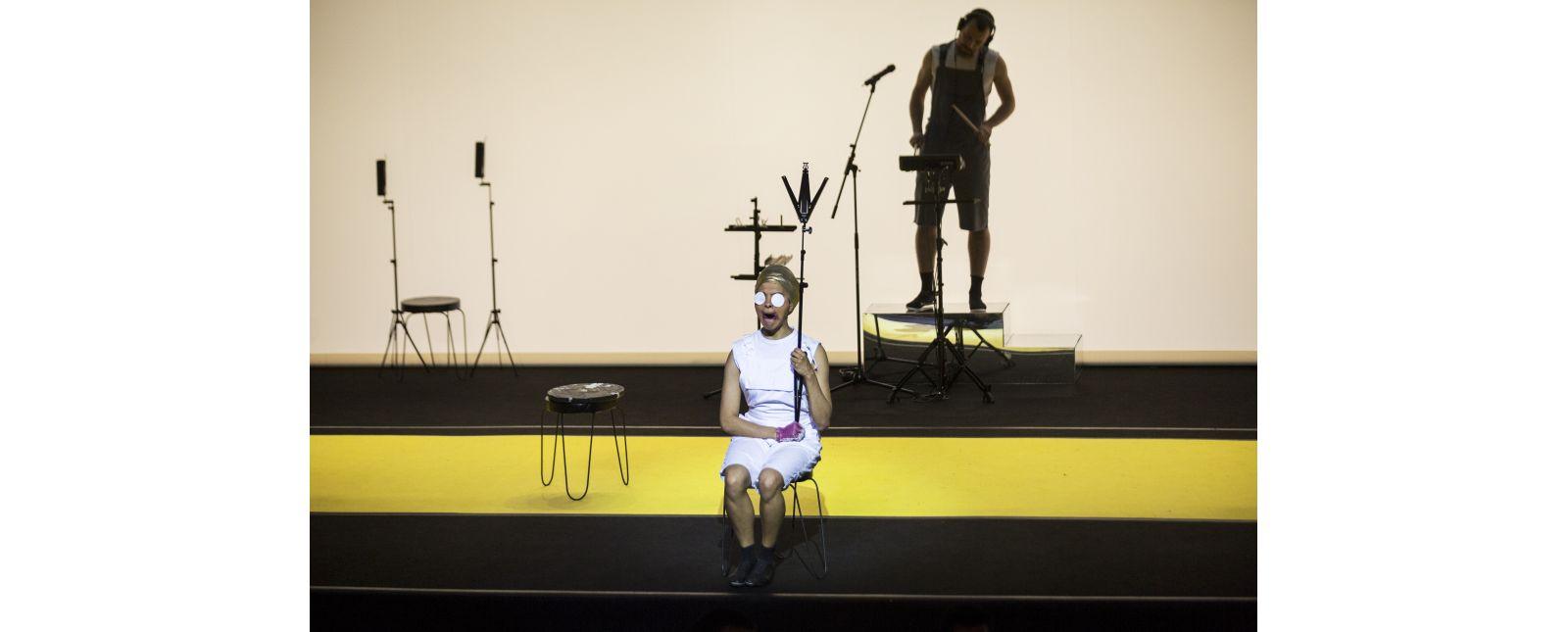 Bacantes - Prelúdio para uma purga //  Filipe Ferreira