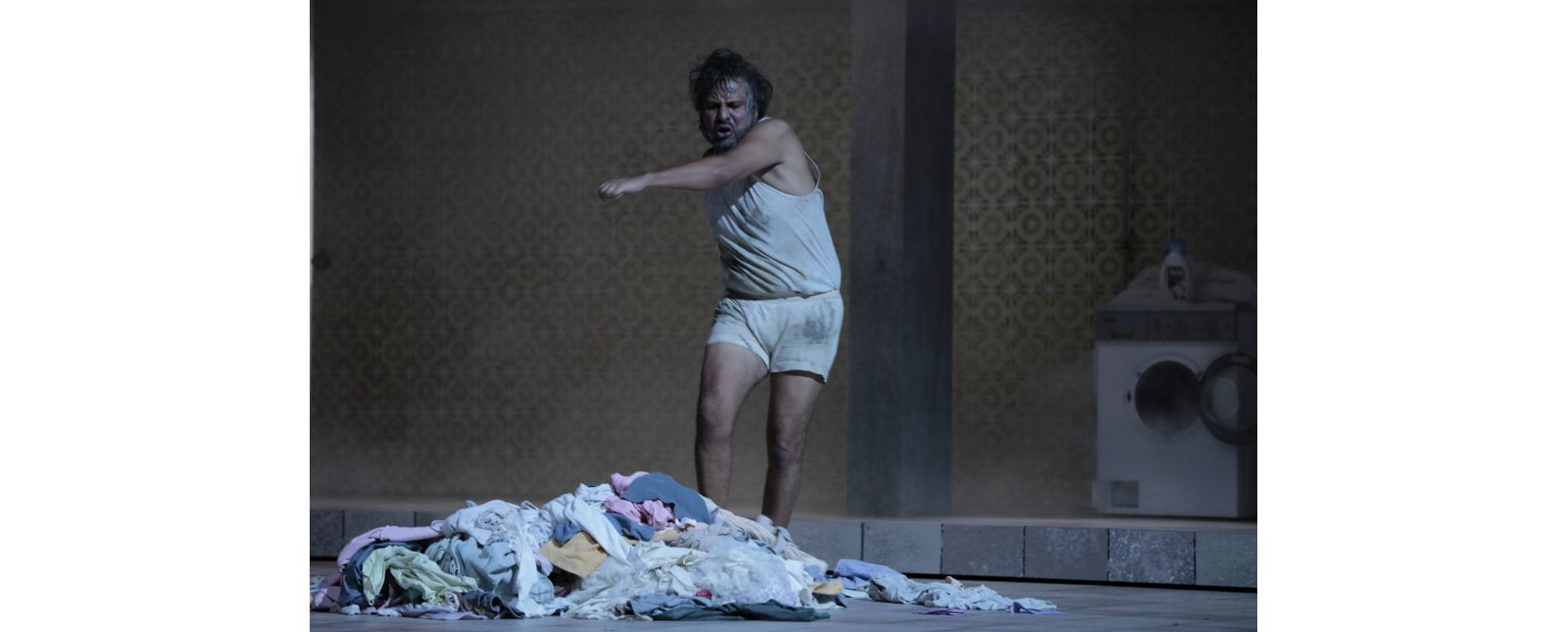 Falstaff // Juan Orozco // 2019 // Paul Leclaire