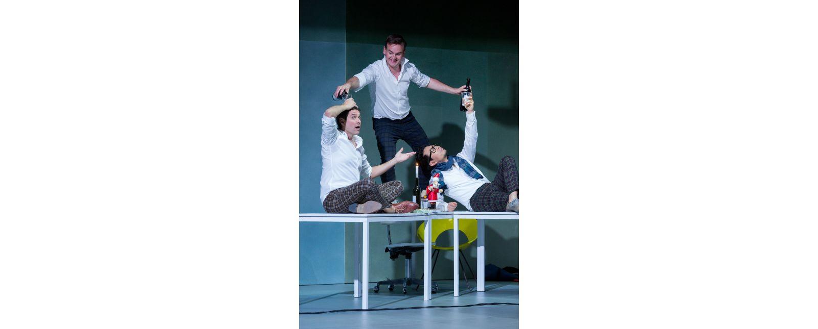 La Bohème // Harold Meers // Michael Borth // Jin Seok Lee // 2018 // Rainer Muranyi