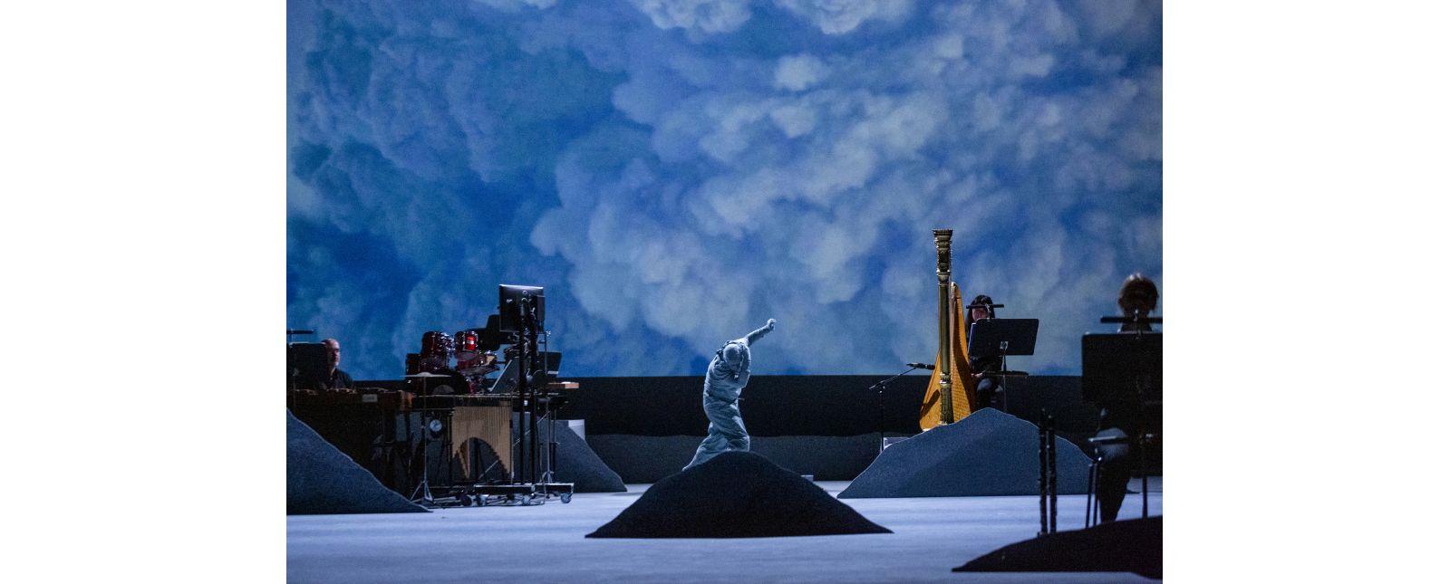 ICH BIN DER WELT ABHANDEN GEKOMMEN // Maria Pires/Graham Smith / Mitglieder des Philharmonischen Orchesters Freiburg // 2020 // Rainer Muranyi