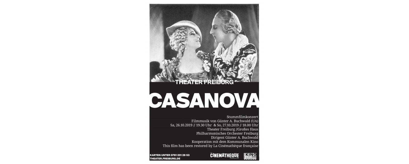 Casanova //  2019