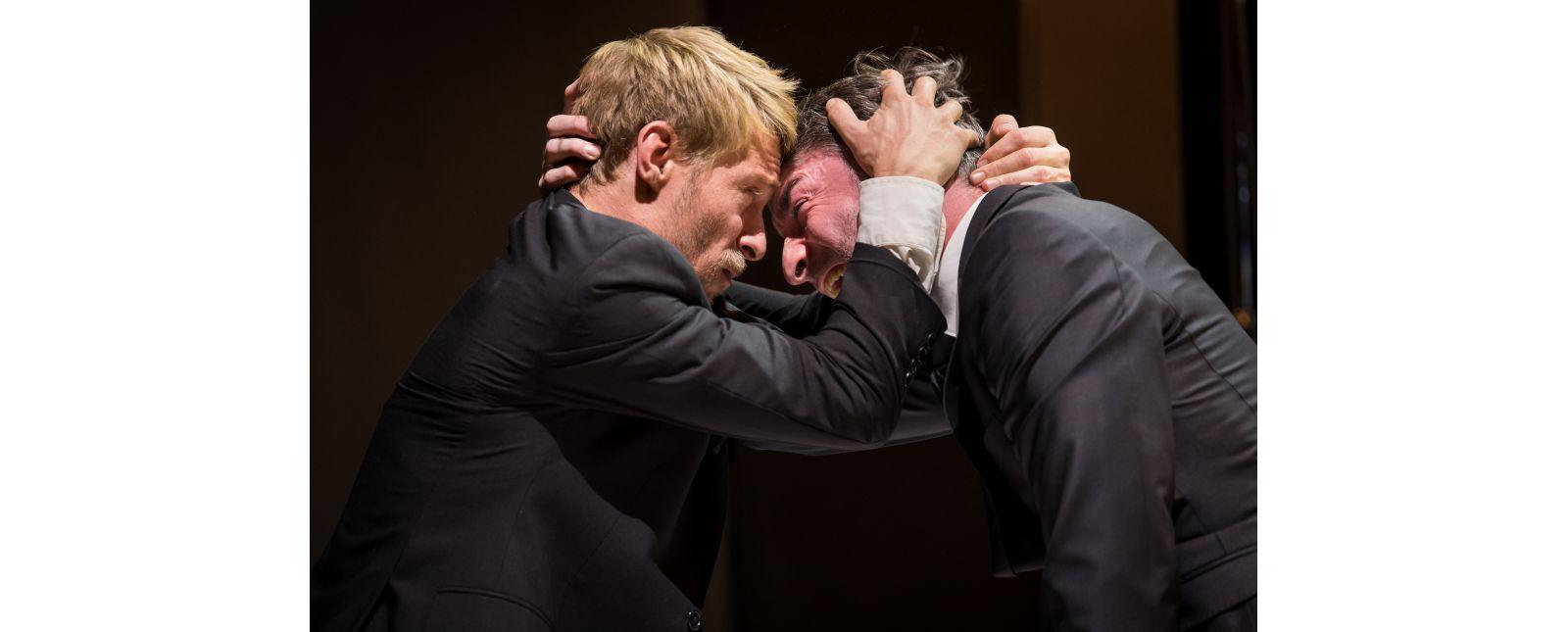 Das Nibelungenlied // Martin Hohner // Tim Al-Windawe //  2018 //  Foto: Marc Doradzillo