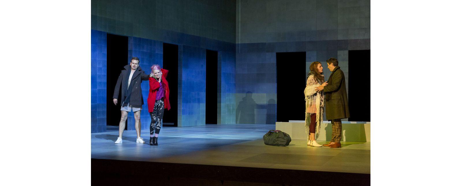 La Bohème // Michael Borth // Katharina Ruckgaber // Solen Mainguené // Harold Meers // 2018 // Rainer Muranyi