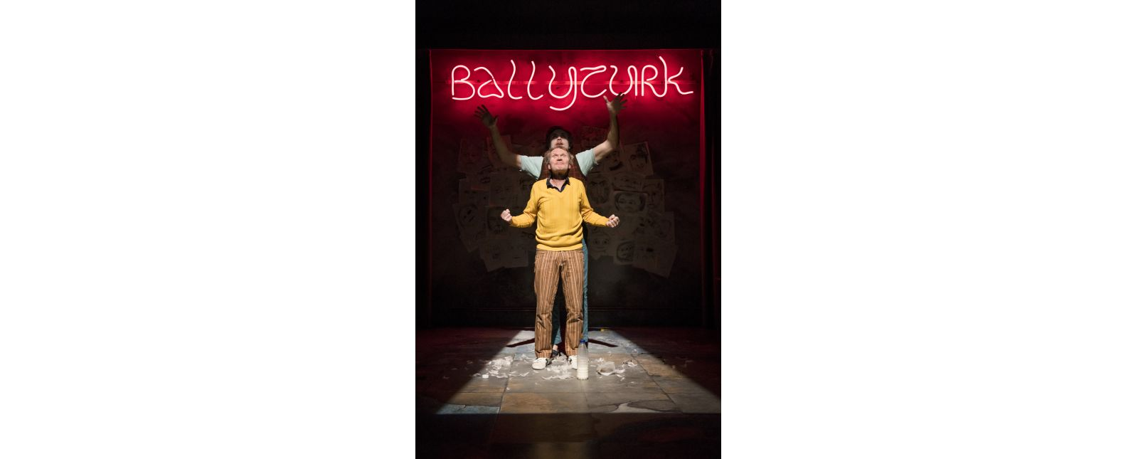 Ballyturk // Michael Witte // Lukas T. Sperber // 2019 // Marc Doradzillo
