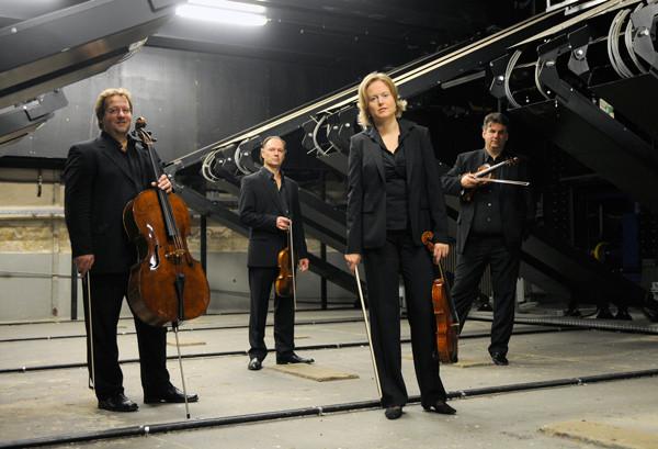 Streichquartett | <i>(c) Bettina Stöß</i>