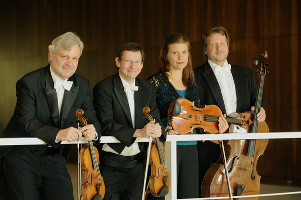 Eosander-Quartett | <i>(c) Bettina Stöß</i>