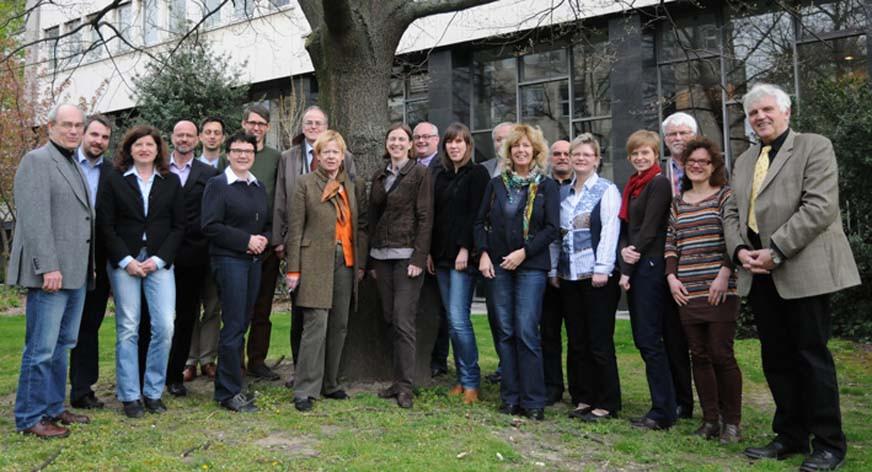 Die Kulturregionen in NRW | Author