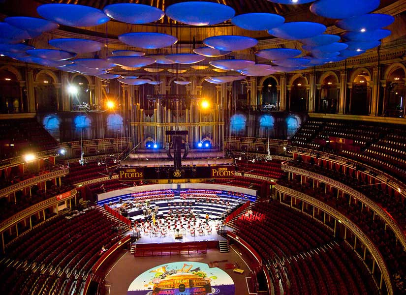 Royal Albert Hall © Frank Wentzel