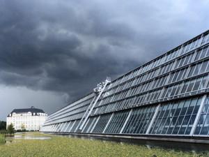 Dunkle Wolken | (c) Peter Liedtke