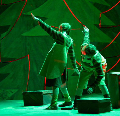 Hänsel und Gretel © Bettina Stöß