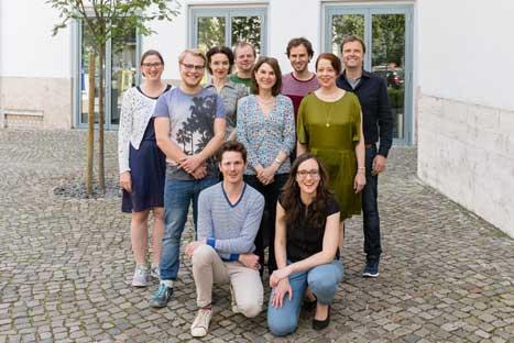 Das Team der Jungen Deutschen Oper © Stephan Bögel