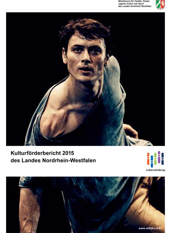 Kulturbericht des Landes NRW 2015 | Author