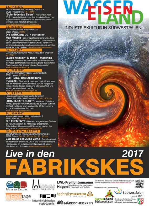Industriekultur-Festival Live in den Fabrikskes | Author