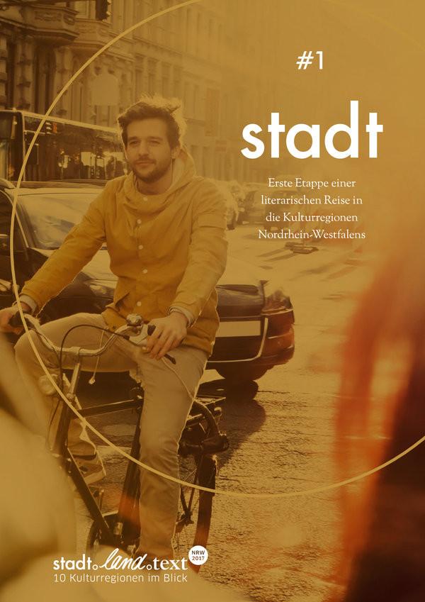 #stadt: Erste Ausgabe des Magazins zum Projekt stadt.land.text  | Author