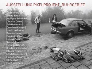 Pixelprojekt_Ruhrebiet 2018 /2019 | (c) Olaf Ballnus