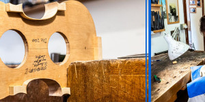 artSPACE - Stradivari in der Kuppel