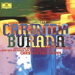 Dirigent: Christian Thielemann Mit Christiane Oelze; Simon Keenlyside, David Kuebler Chor & Orchester der Deutschen Oper Berlin 1 CD Aufnahme aus dem Jahr 1998