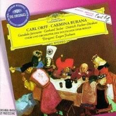 Dirigent: Eugen Jochum Mit Gundula Janowitz; Gerhard Stolze, Dietrich Fischer-Dieskau Chor & Orchester der Deutschen Oper Berlin 1 CD Aufnahme aus dem Jahr 1968