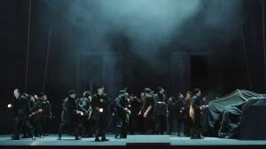 Der fliegende Holländer | Deutsche Oper Berlin | Foto: Ruth Tromboukis