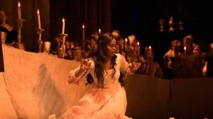 Der Inbegriff von Belcanto: Lucia di Lammermoor | Foyer der Deutschen Oper Berlin | Foto: Bettina Stöß