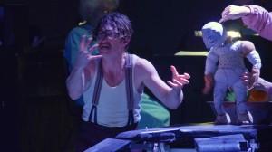 Frankenstein | Tischlerei Deutsche Oper Berlin | Foto: Ruth Tromboukis