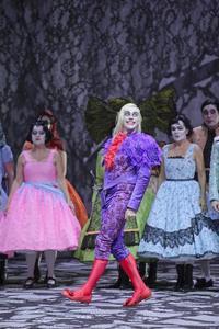 Don Giovanni   Komische Oper Berlin   Foto: Monika Rittershaus