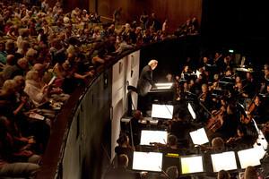 Eröffnungsfest | Deutsche Oper Berlin |  © 2015 | Foto: Bernd Uhlig