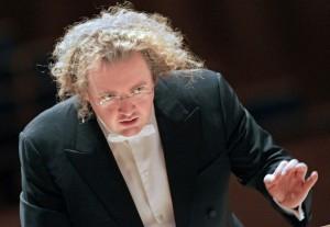 Stéphane Denève | Deutsche Oper Berlin | Foto: Drew Farrell