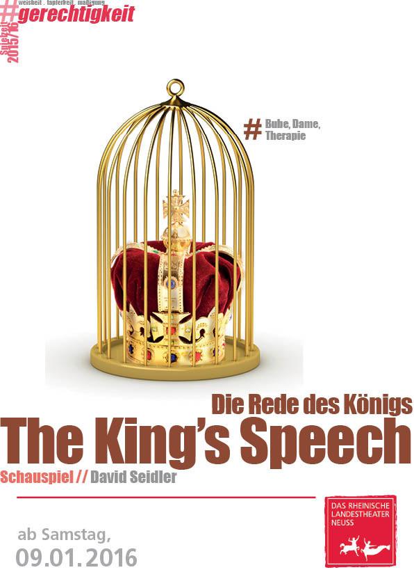 The King's Speech (Die Rede des Königs)