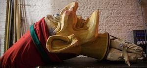 Führung Spezial Maske für Blinde und Sehbehinderte | Komische Oper Berlin | Foto: Gunnar Geller