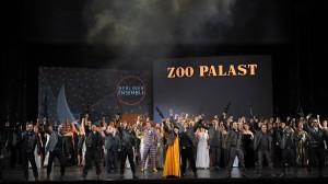 Die Liebe zu den drei Orangen | Deutsche Oper Berlin | Foto: Barbara Aumüller