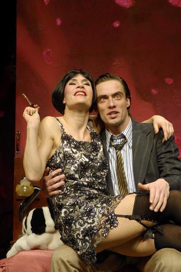 Festakt zum zehnjährigen Jubiläum & Premiere Cabaret