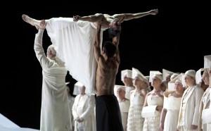Roméo und Juliette  | Deutsche Oper Berlin | Foto: Bernd Uhlig