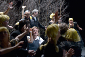 Fausts Verdammnis | Deutsche Oper Berlin |  © 2014   | Foto: Bettina Stöß