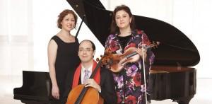 Kirichenko-Trio | Konzerthaus Berlin - Kleiner Saal |  © Uwe Arens | Foto: Uwe Arens