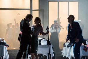 Wozzeck | Deutsche Oper Berlin | Foto: Marcus Lieberenz
