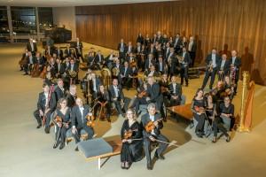 Orchester der Deutschen Oper Berlin | Foto: Bettina Stöß