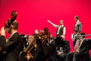 Kinderkonzert: Freunde wie wir!   Deutsche Oper Berlin   Foto: Marcus Lieberenz