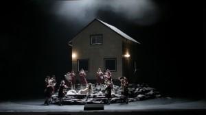 Lady Macbeth von Mzensk | Deutsche Oper Berlin | Foto: Marcus Lieberenz