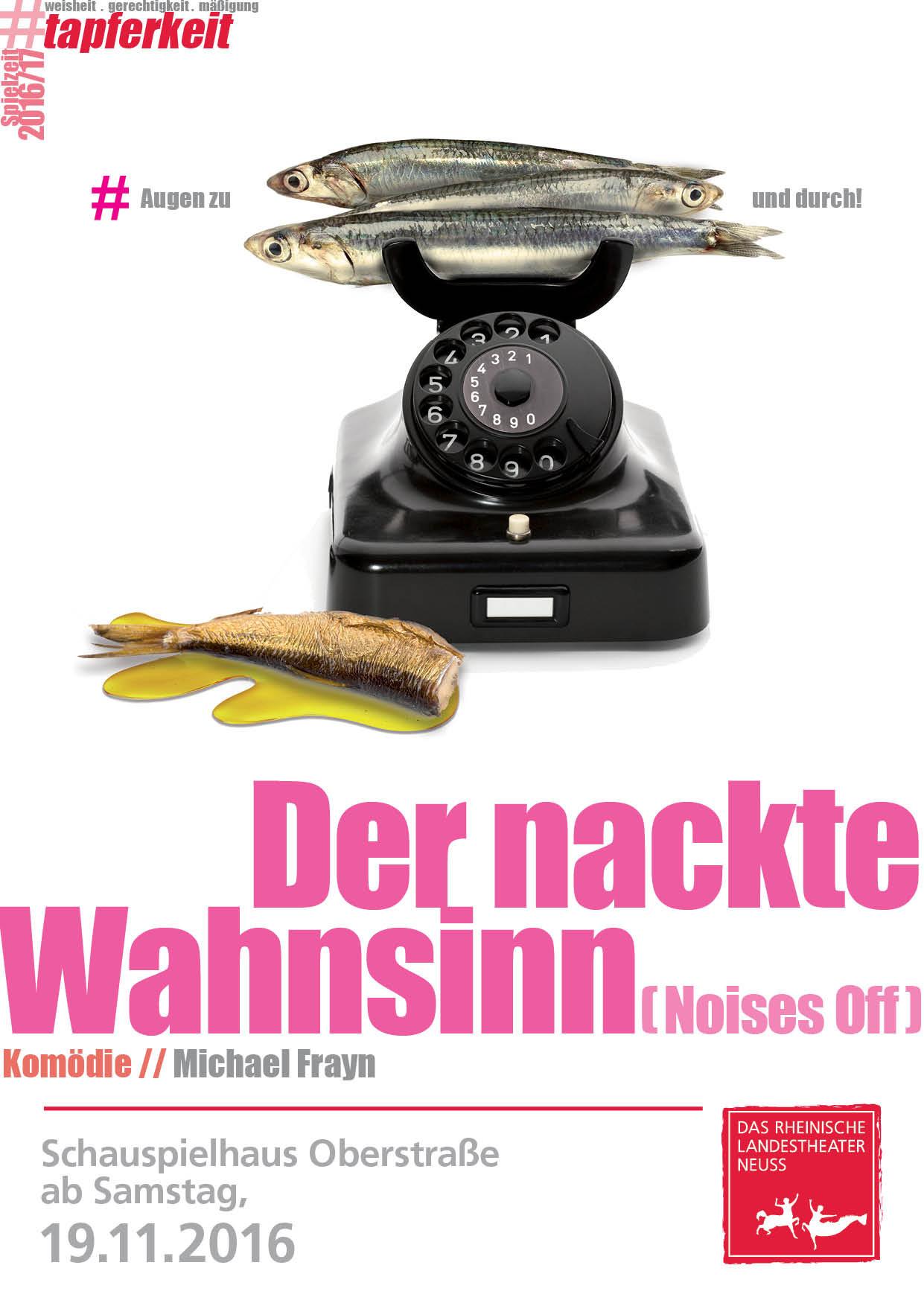Der nackte Wahnsinn (Noises Off)