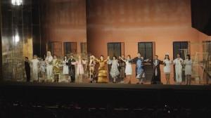 Premierenstimmen: Il viaggio a Reims | Deutsche Oper Berlin | Foto: Ruth Tromboukis