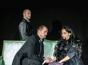 Les Contes d'Hoffmann | Deutsche Oper Berlin | Foto: Bettina Stöß