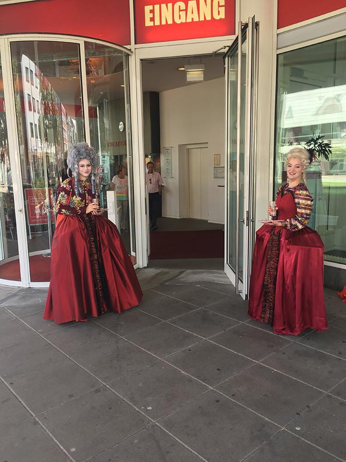 Theaterfest zum Saisonstart 2018/19