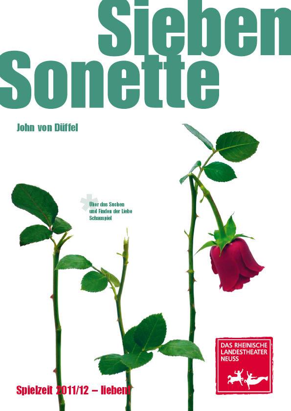 Sieben Sonette